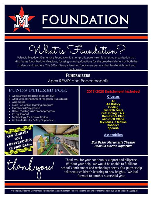 What is Foundation
