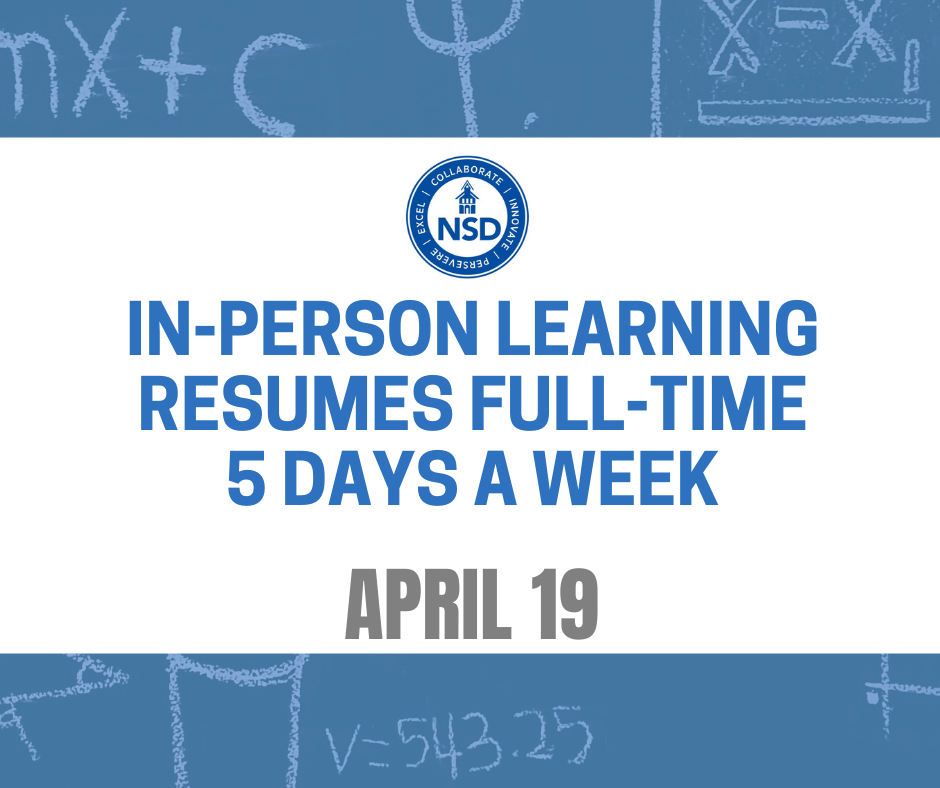 Enroll for Full-Time In-Person Learning